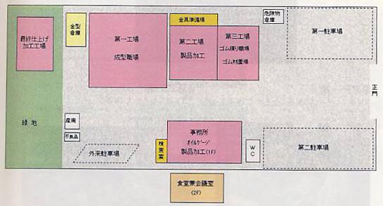 工場案内図